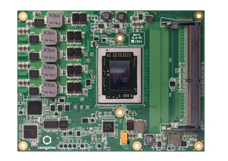 COM Express module is based on AMD G-series SoC