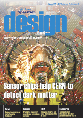 Electronic Specifier Design Magazine May 2016