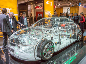 What's next for mobility? Find out at electronica