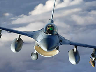 Aerospace Ethernet cables selected for F-16 aircraft upgrades