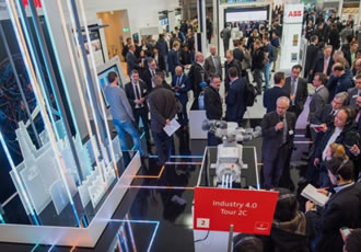 Cross-industry reach possible at HANNOVER MESSE 2017