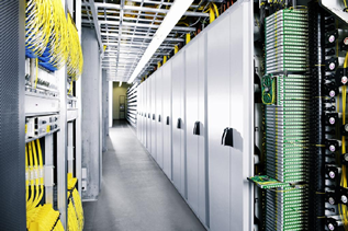Showcasing the building blocks of data centres