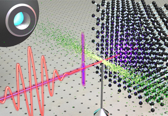 How fast can electrons be controlled with electric fields