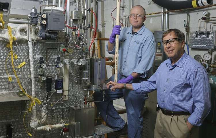 'Keiser rigs' stress materials to improve products