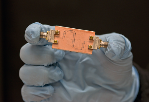 Measurement system replicated by chip maker