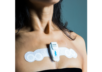 Energy-efficient patch provides better mobile health solutions