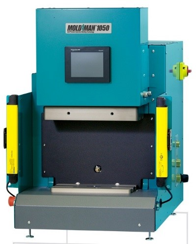 Low Pressure Moulding Machine debuts at Southern Manufacturing