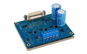 Industrial motor controller suitable for position control