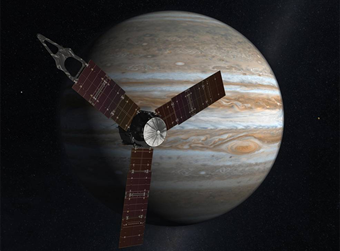 Radiation tolerant products are key as Juno enters Jupiter orbit