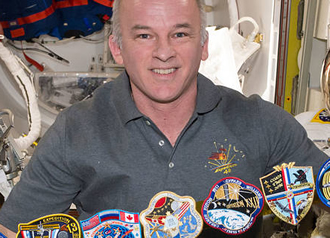 Jeff Williams racks up new time-in-space record
