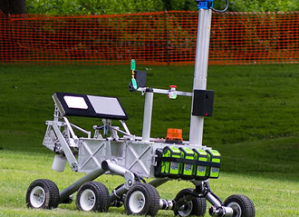 NASA holds final sample return robot competition