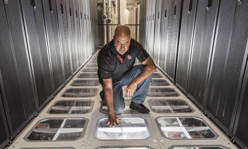 Cooling method for supercomputers to save millions of gallons of water