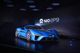 NextEV launches NIO brand and world's fastest EV