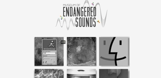 The virtual (and nostalgic) Museum of Endangered Sounds