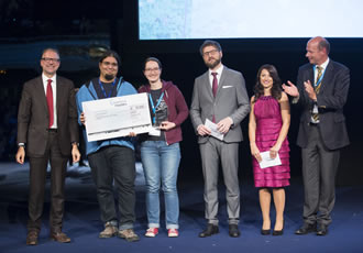 Pathbreaking web service wins Copernicus Masters competition