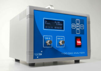 Oxygen gas analyser offers more accurate trace oxygen measurement