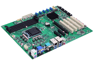 Industrial motherboard designed for customisation
