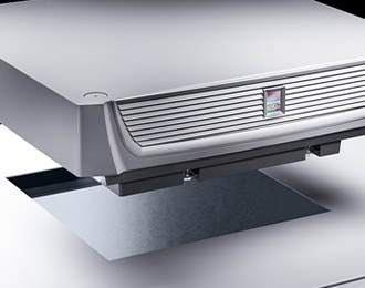 Roof Mounted Fans Reduce Running Costs