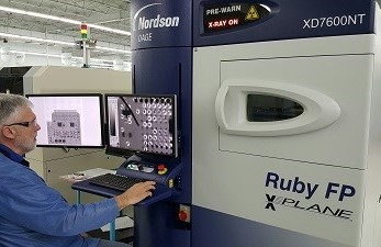 Computrol increases its X-ray Inspection capability