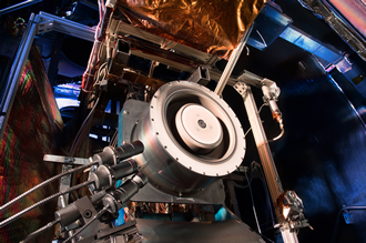 NASA works to improve solar electric propulsion