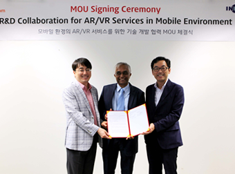 MoU signed to enhance AR/VR for mobile services