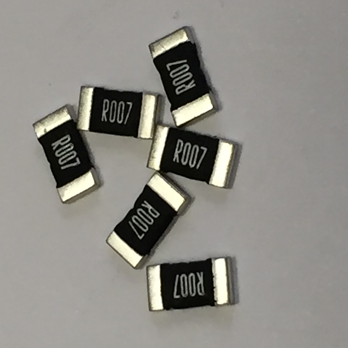 Current sense chip resistors offer TCR down to 15ppm