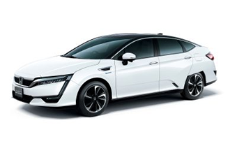Electrode catalysts for Honda'a Clarity Fuel Cell vehicle