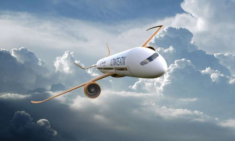 """Ultimate"" project to produce ultra-efficient aero engines"