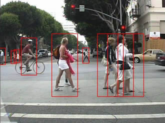 New algorithm improves speed & accuracy of pedestrian detection