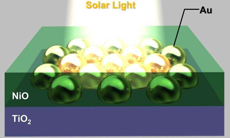 Solar cells made of solids could improve their functionality