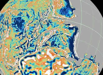 Visualise Earth's geology in the cloud