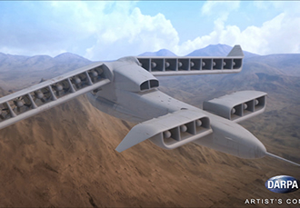Unorthodox unmanned aircraft could push the limits of technology