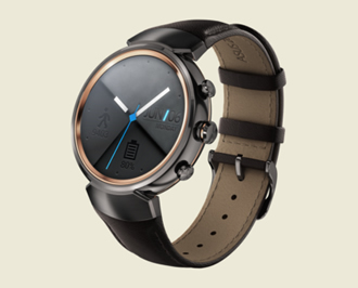 ZenWatch model is powered by Android Wear
