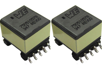 Data isolation transformers for use in SHDSL applications