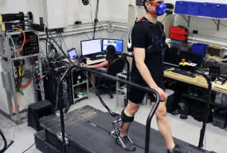 Exoskeletons incorporate direct feedback from the body