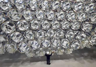 DLR switches on 'artificial sun'
