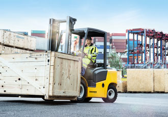 Mobile robotics: will forklifts ever be the same again?