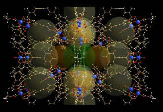 Molecular cages improve energy conversion and drug delivery