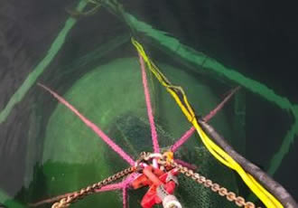 Fraunhofer completes offshore pumped storage concept test