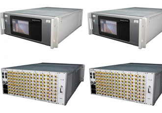 Customisable RF switch matrix on display at CommunicAsia2017