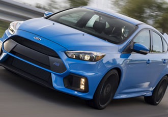 Ford Focus RS earns 2017 Ward's 10 Best Engines award