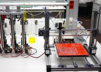 3D bioprinter can print totally functional human skin