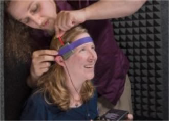 Brain stimulation during training improves performance