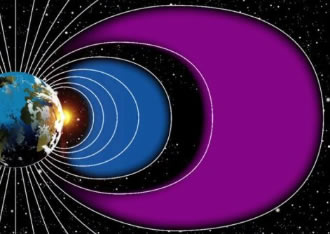 Human activity may affect space weather
