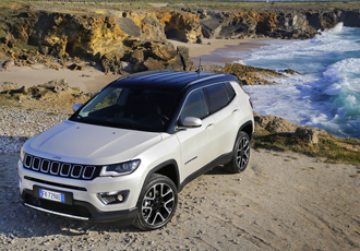 SKF supplies Jeep Compass with wheel hub bearings