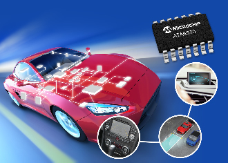 Transceiver family includes automotive Grade 0 qualified parts