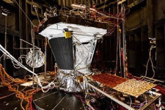 Cooling system keeps Parker Solar Probe at peak performance