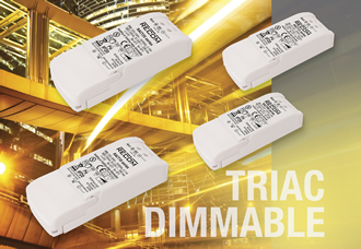 Getting the light level right with TRIAC dimmable drivers
