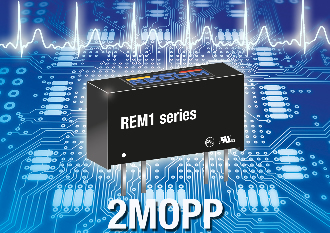 Medically-certified DC/DC converter is certified 2MOPP