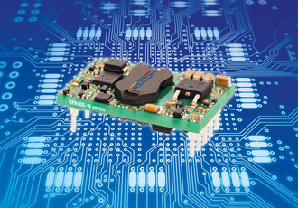 DC/DC converter provides cost efficient solution for PoE applications